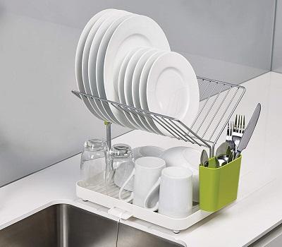 escurridor de platos aluminio comprar