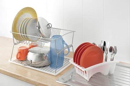 escurreplatos o escurridor de platos