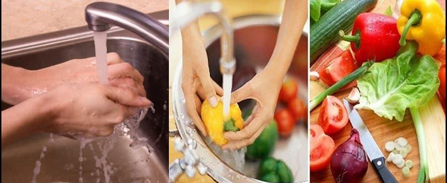 ✨ importancia de la higiene en la cocina