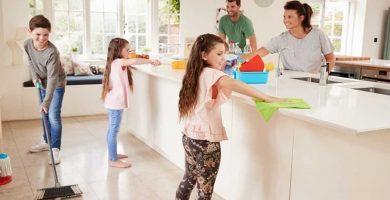 ➡️ las 9 normas de higiene en tu cocina
