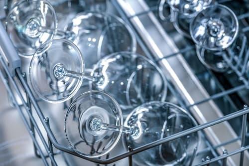 ⭐️ lavado de cristaleria en cocina lavavajillas